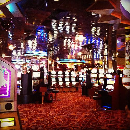 Kaszinó - a szerencsejátékok fellegvára
