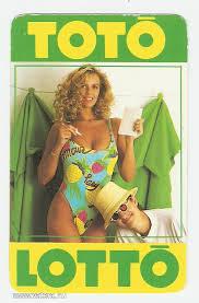 Totó-Lottó 1991-es kártyanaptár